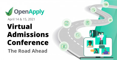 OpenApply Virtual Admissions Conference Spring 2021