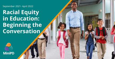 Racial Equity in Education: Beginning the Conversation