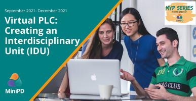 Virtual PLC: Creating an Interdisciplinary Unit (IDU)