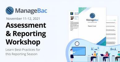 ManageBac Assessment & Reporting Workshop